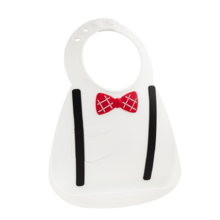 Medium_bib_silicone_scholar_white